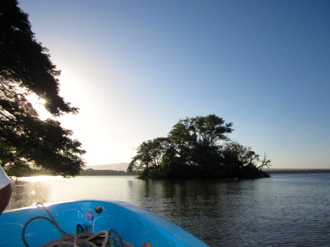 Islet on Lake Nicaragua
