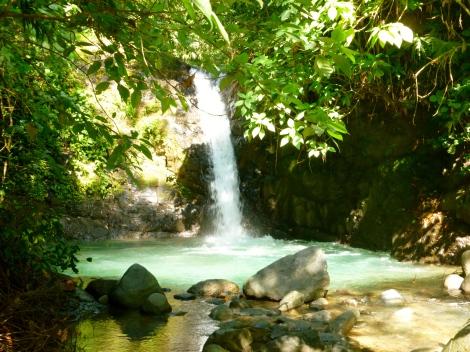 Uvita Waterfall