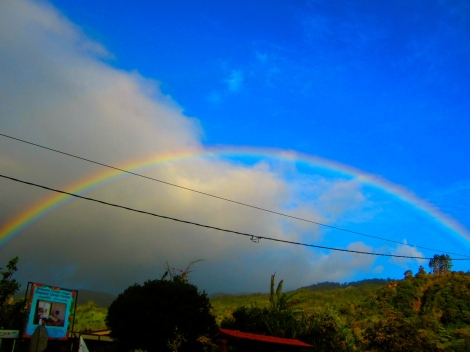 Incredible rainbow
