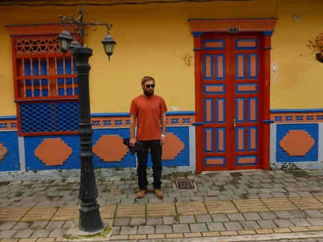 Guatape is colorful