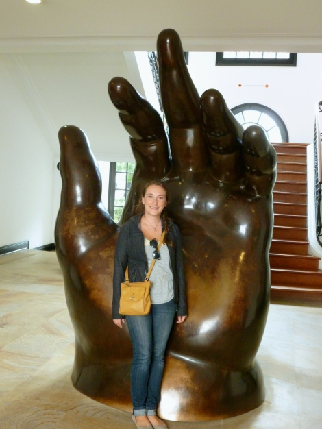 Chubby Fingers